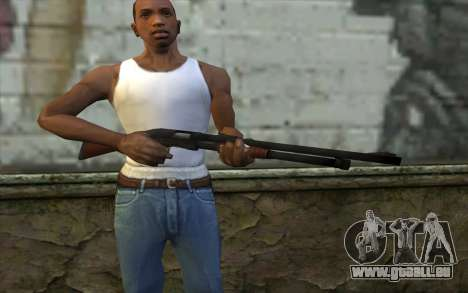 Shotgun from State of Decay für GTA San Andreas dritten Screenshot