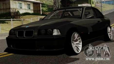 BMW M3 E36 Bucale Drift für GTA San Andreas
