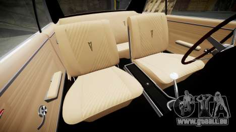 Pontiac GTO 1965 pour GTA 4 est un côté