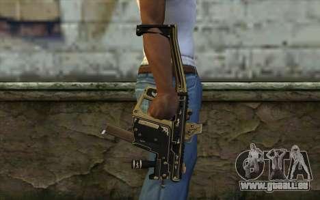 Kriss Super from PointBlank v4 für GTA San Andreas dritten Screenshot