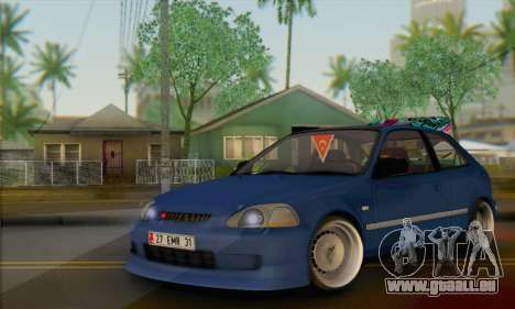Honda Civic V Type EMR Edition pour GTA San Andreas