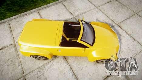 Chevrolet SSR pour GTA 4 est un droit