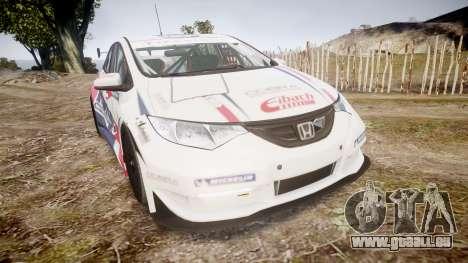 Honda Civic Type R für GTA 4