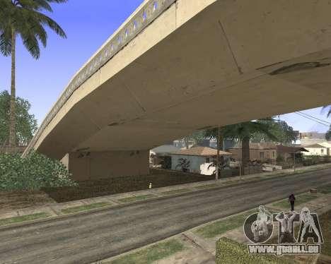 Textur Los Santos von GTA 5 für GTA San Andreas dritten Screenshot