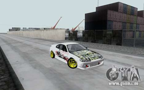 Nissan Silvia S15 VCDT pour GTA San Andreas