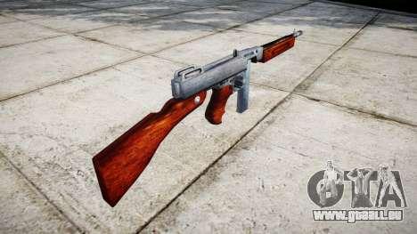Maschinenpistole Thompson M1A1 box icon1 für GTA 4 Sekunden Bildschirm