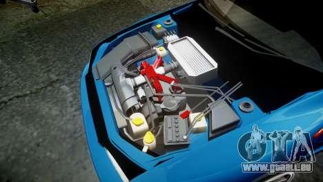 Subaru Impreza 22B Street für GTA 4 Seitenansicht