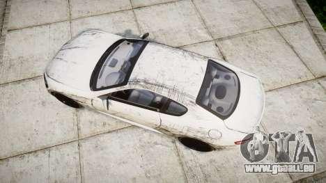 Maserati GranTurismo S 2010 PJ 4 für GTA 4 rechte Ansicht