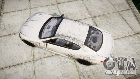 Maserati GranTurismo S 2010 PJ 4 pour GTA 4 est un droit