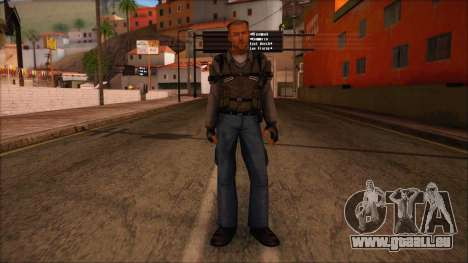 VIP from Counter Strike Condition Zero pour GTA San Andreas