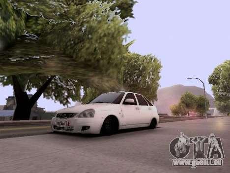VAZ 2172 für GTA San Andreas rechten Ansicht