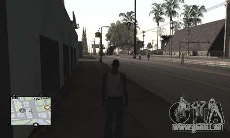Colormod by Tego Calderon für GTA San Andreas zweiten Screenshot