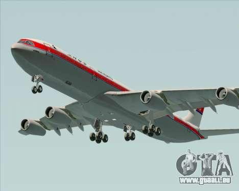 Airbus A340-300 Air Koryo pour GTA San Andreas moteur