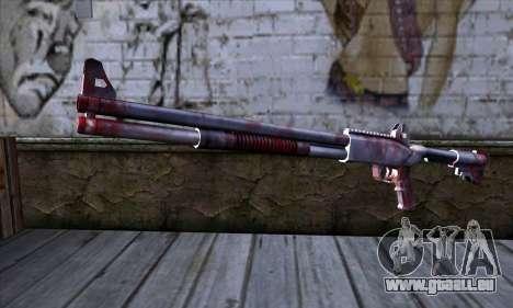 Chromegun Bloody für GTA San Andreas