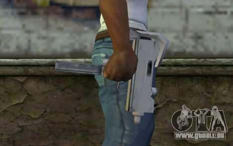 SMG from GTA Vice City für GTA San Andreas dritten Screenshot