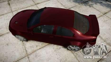 Vexter XS für GTA 4 rechte Ansicht