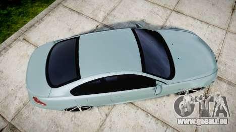 BMW M6 Vossen VVS CV3 für GTA 4 rechte Ansicht