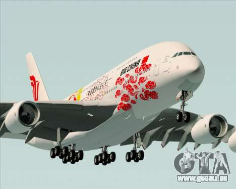 Airbus A380-800 Air China für GTA San Andreas Motor