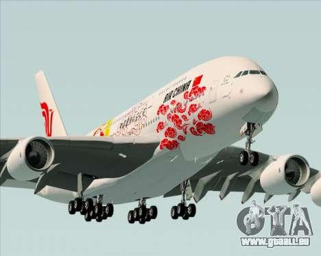 Airbus A380-800 Air China für GTA San Andreas Motor