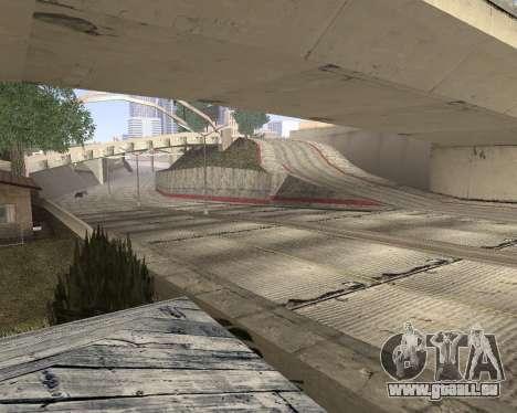 Textur Los Santos von GTA 5 für GTA San Andreas