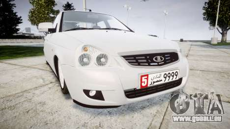 ВАЗ-Lada Priora 2170 Dubai für GTA 4