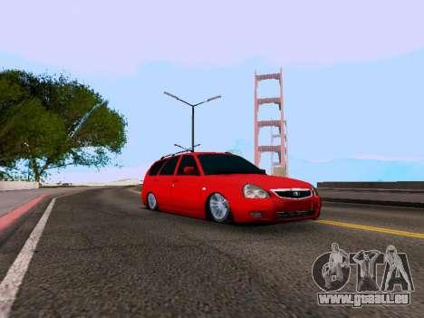 VAZ 2171 pour GTA San Andreas