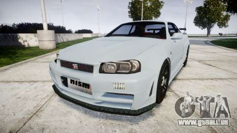 Nissan Skyline R34 GT-R NISMO Z-tune [RIV] für GTA 4