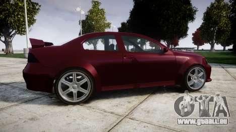 Vexter XS für GTA 4 linke Ansicht