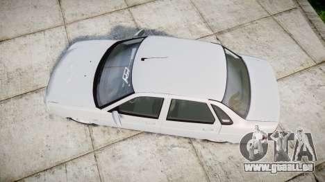 ВАЗ-Lada Priora 2170 Dubai für GTA 4 rechte Ansicht