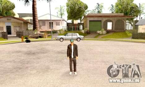 Varios Los Aztecas Gang Skin pack pour GTA San Andreas