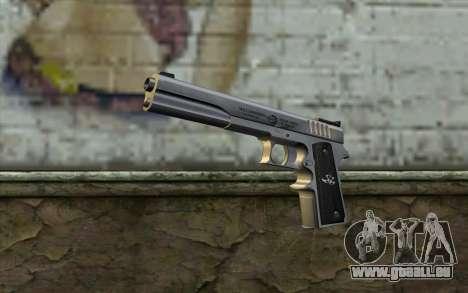 Colt 1911 Silverballer pour GTA San Andreas