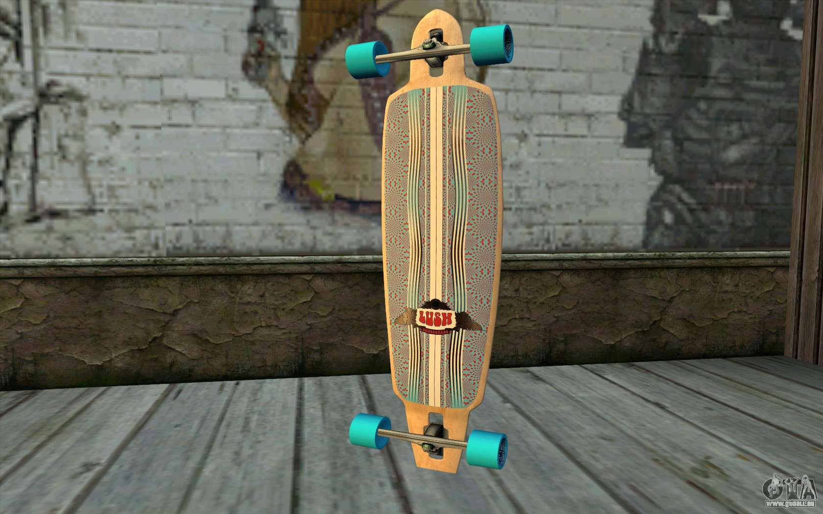 longboard f r gta san andreas. Black Bedroom Furniture Sets. Home Design Ideas