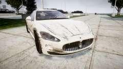 Maserati GranTurismo S 2010 PJ 4 pour GTA 4