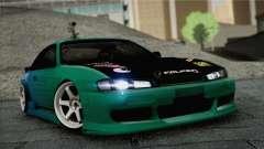 Nissan Silvia S14 Falken