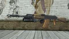 AK-74 Pour assurer notre