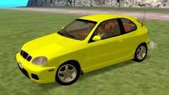 Daewoo Lanos Sport NOUS 2001