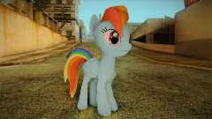 Rainbow Dash from My Little Pony