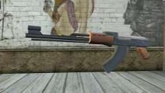 AK-47, Ohne den Hintern