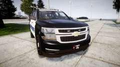 Chevrolet Tahoe 2015 Sheriff [ELS] für GTA 4