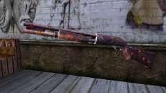Chromegun v2 coloration de Couleur