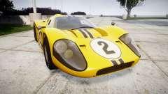 Ford GT40 Mark IV 1967 PJ 2