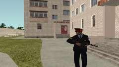 Sergeant Polizei