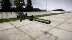 American fusil de sniper SR-25