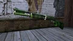 Chromegun v2 Militärischen färben