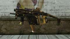 Kriss Super from PointBlank v4 pour GTA San Andreas