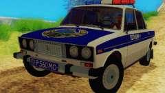 VAZ-2106 Polizei