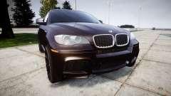 BMW X6M rims2 pour GTA 4