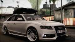 Audi S4 berline pour GTA San Andreas
