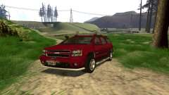 Chevrolet Tahoe Final pour GTA San Andreas