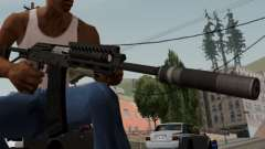 Heavy Shotgun GTA 5 (1.17 update) pour GTA San Andreas